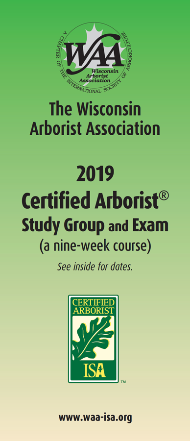 Certified Arborists Study Guide Cover