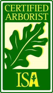ISA Certified Arborist Logo 172x300