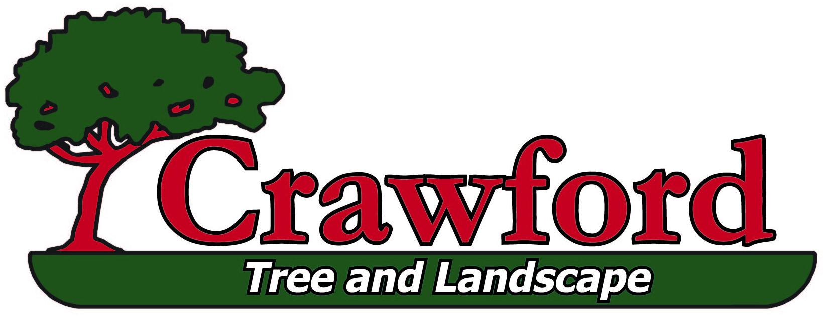 Cropped Crawford Tree Logo
