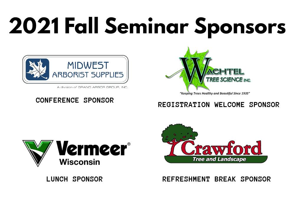 Fall Sponsors As Of 8 12 21