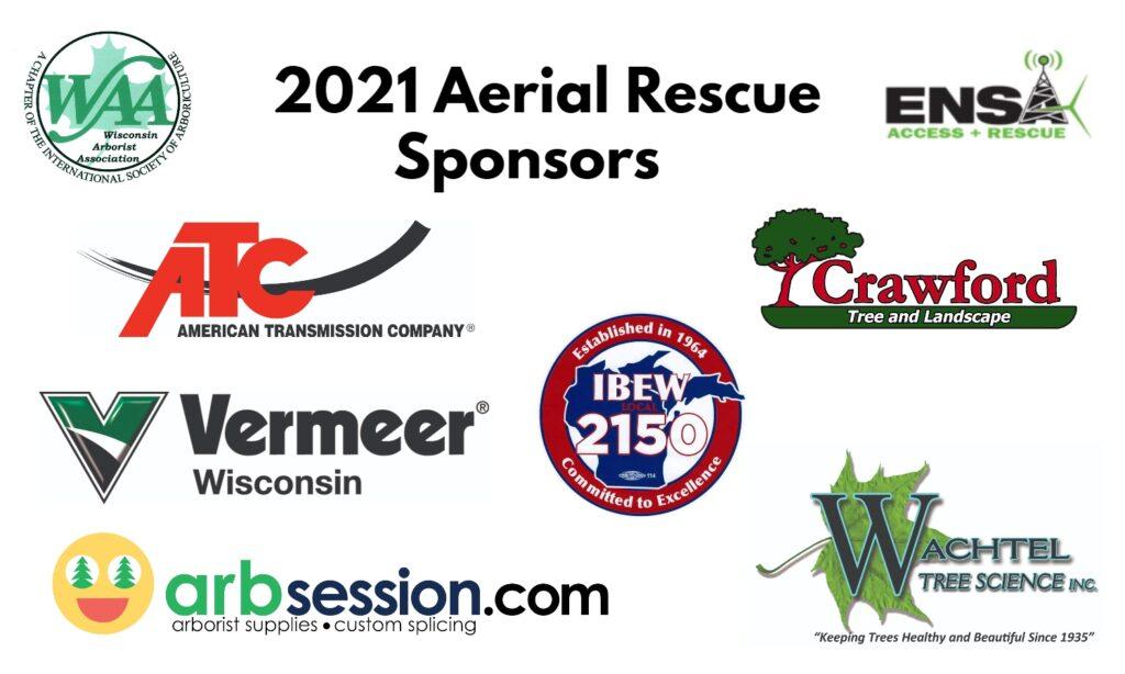 2021 Aerial Rescue Sponsors